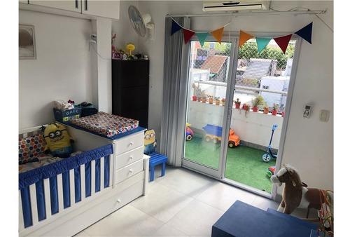 departamento 3 ambientes devoto cochera en duplex