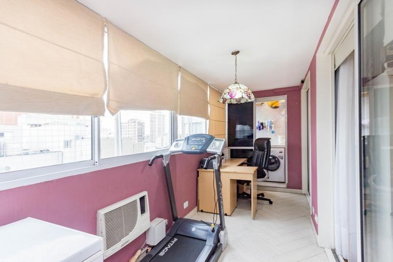 departamento 3 ambientes en  caballito