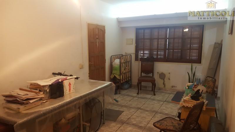 departamento 3 ambientes en pb al frente con patio en san martin centro