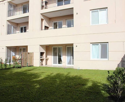 departamento 3 ambientes en planta baja con jardín parrilla y piscina nordelta!