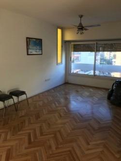 departamento 3 ambientes frente balcon pque chacabuco