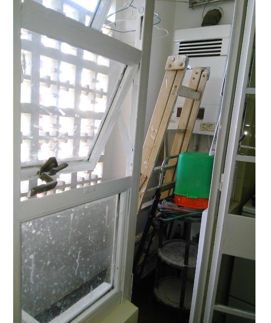 departamento 3 ambientes frente con balcón -