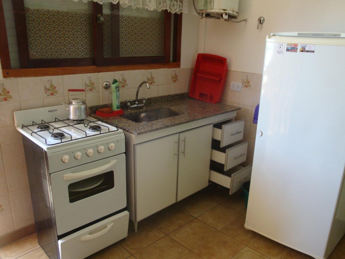 departamento 3 ambientes para 4 personas (ref. 201009)