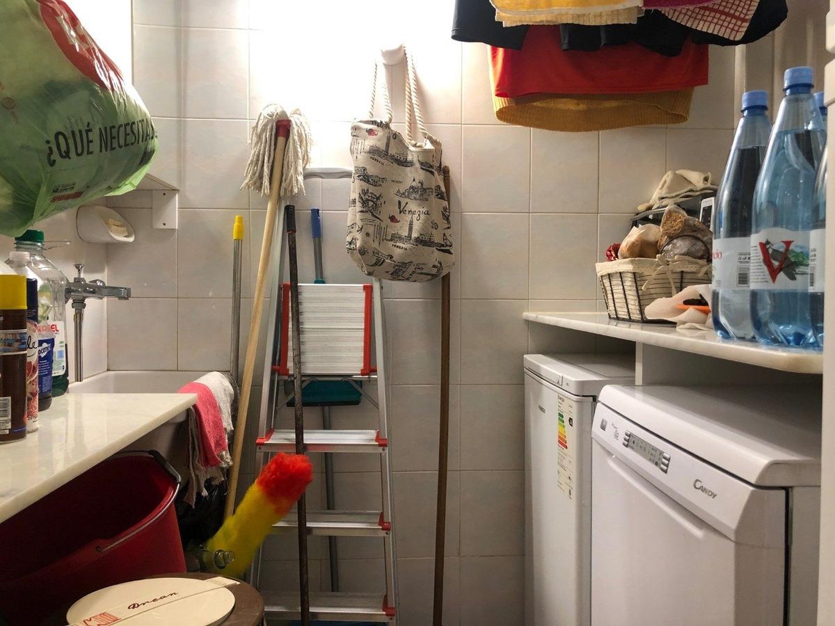 departamento 3 ambientes reciclado con vista al mar