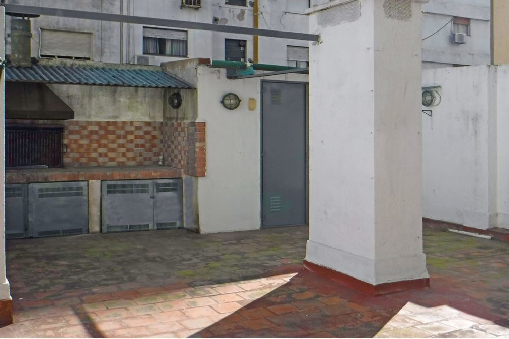 departamento 3 ambientes recoleta - gran terraza