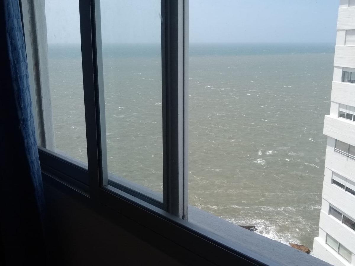 departamento 3 ambientes vista al mar