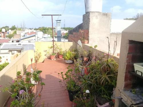 departamento 3 dorm con terraza  - la plata