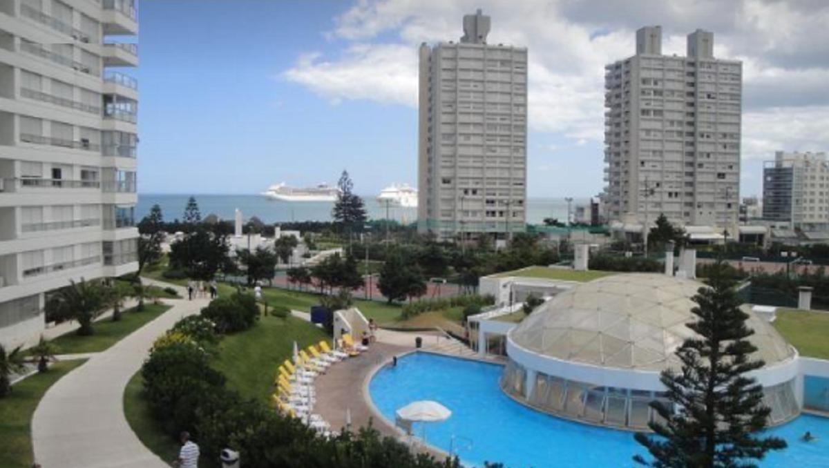 departamento 3 dorm y cochera -complejo lincoln center- playa mansa