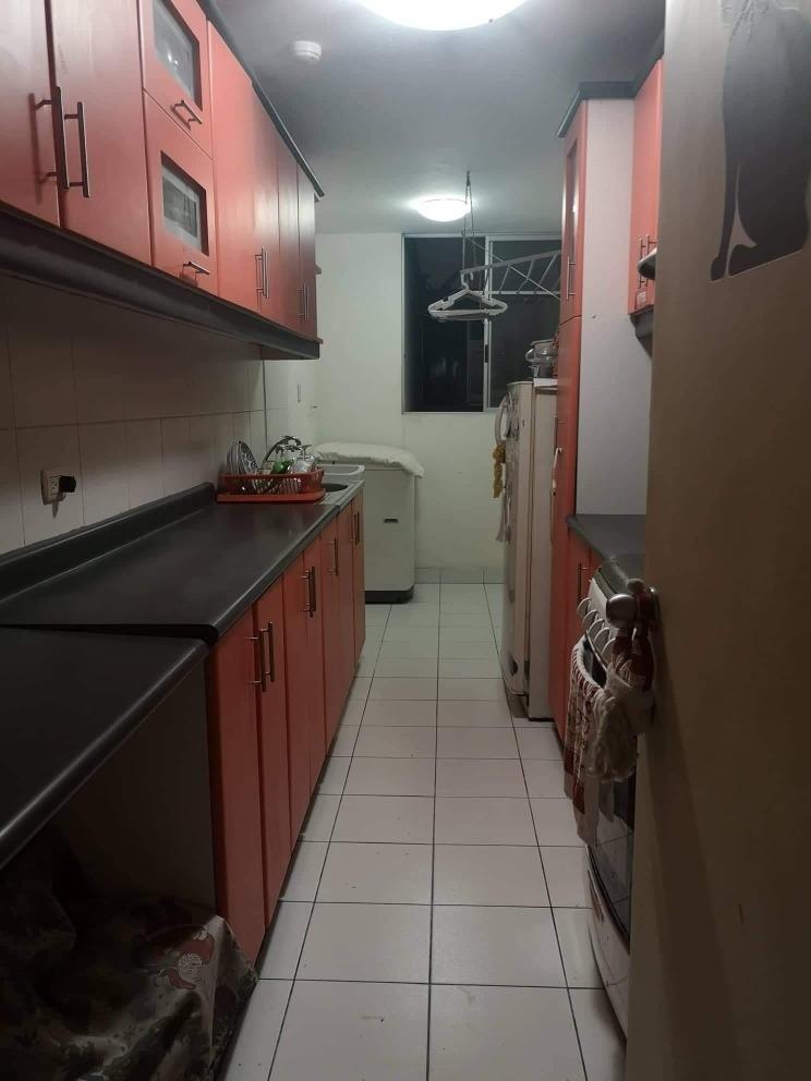 departamento 3 dormitorios, 2 baños, cochera