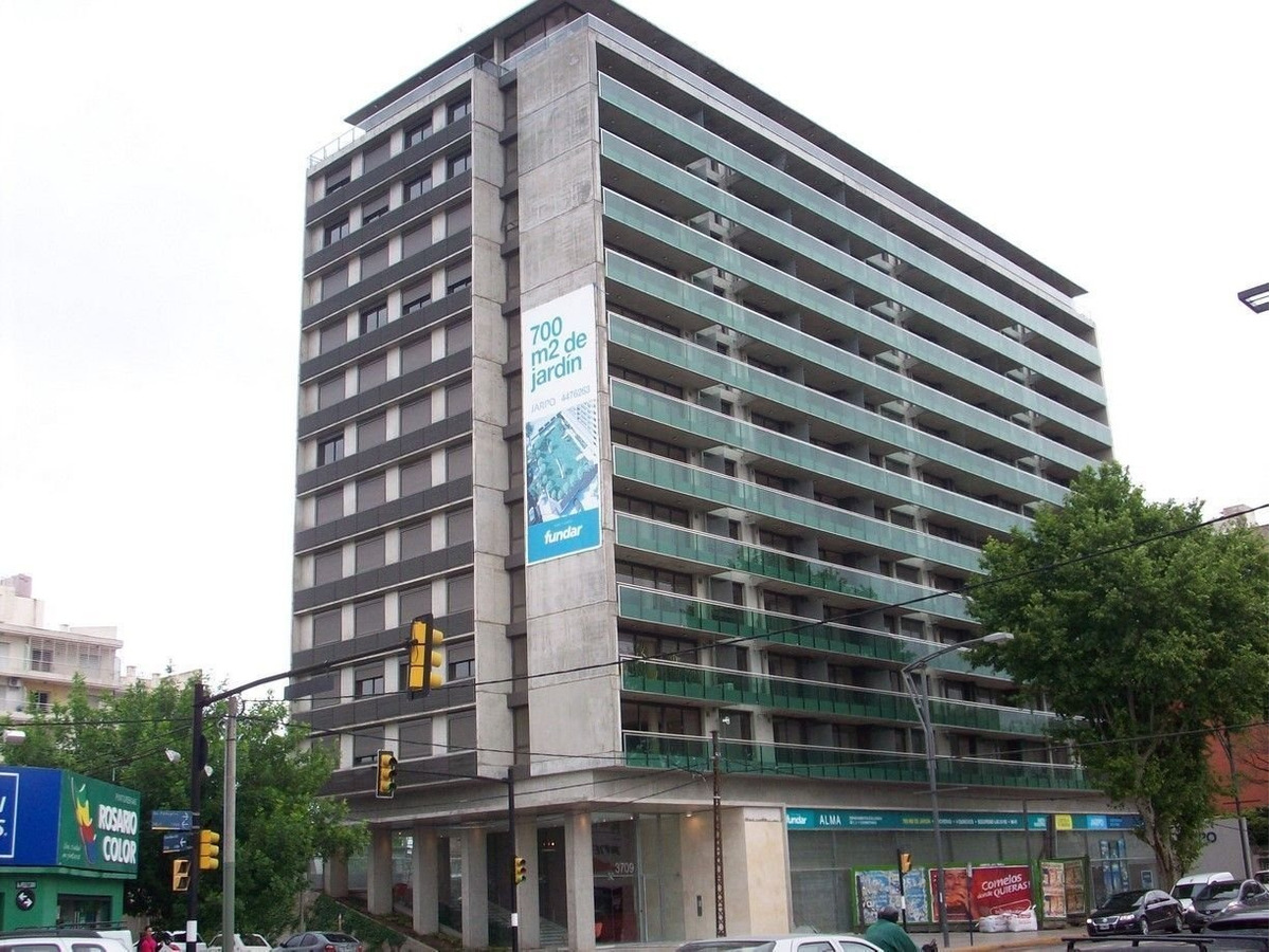 departamento 3 dormitorios - calidad premium sobre av. pellegrini