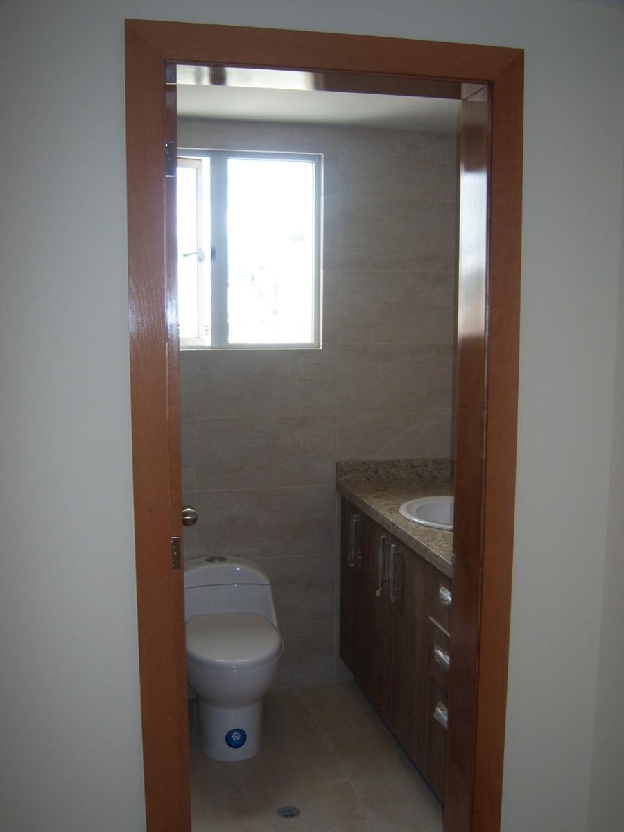 departamento 3 dormitorios, desayunador americano, 2 baños