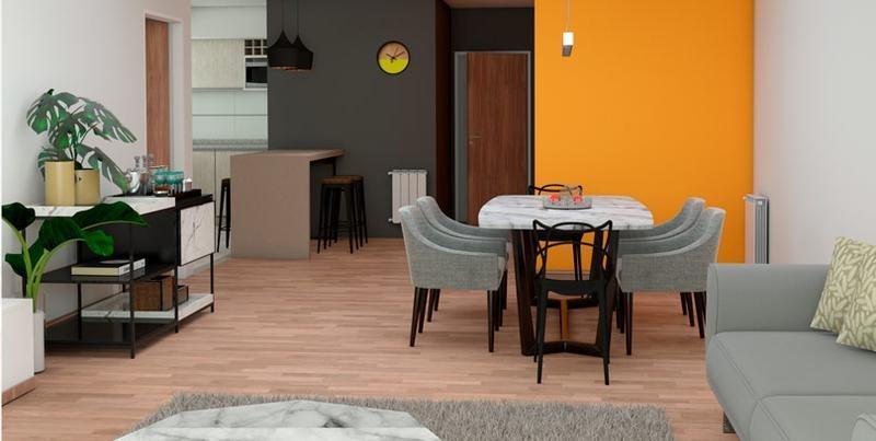 departamento 3 dormitorios  - san lorenzo