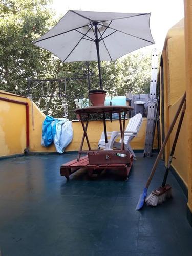 departamento 3 dorm.terraza propia - plaza rocha