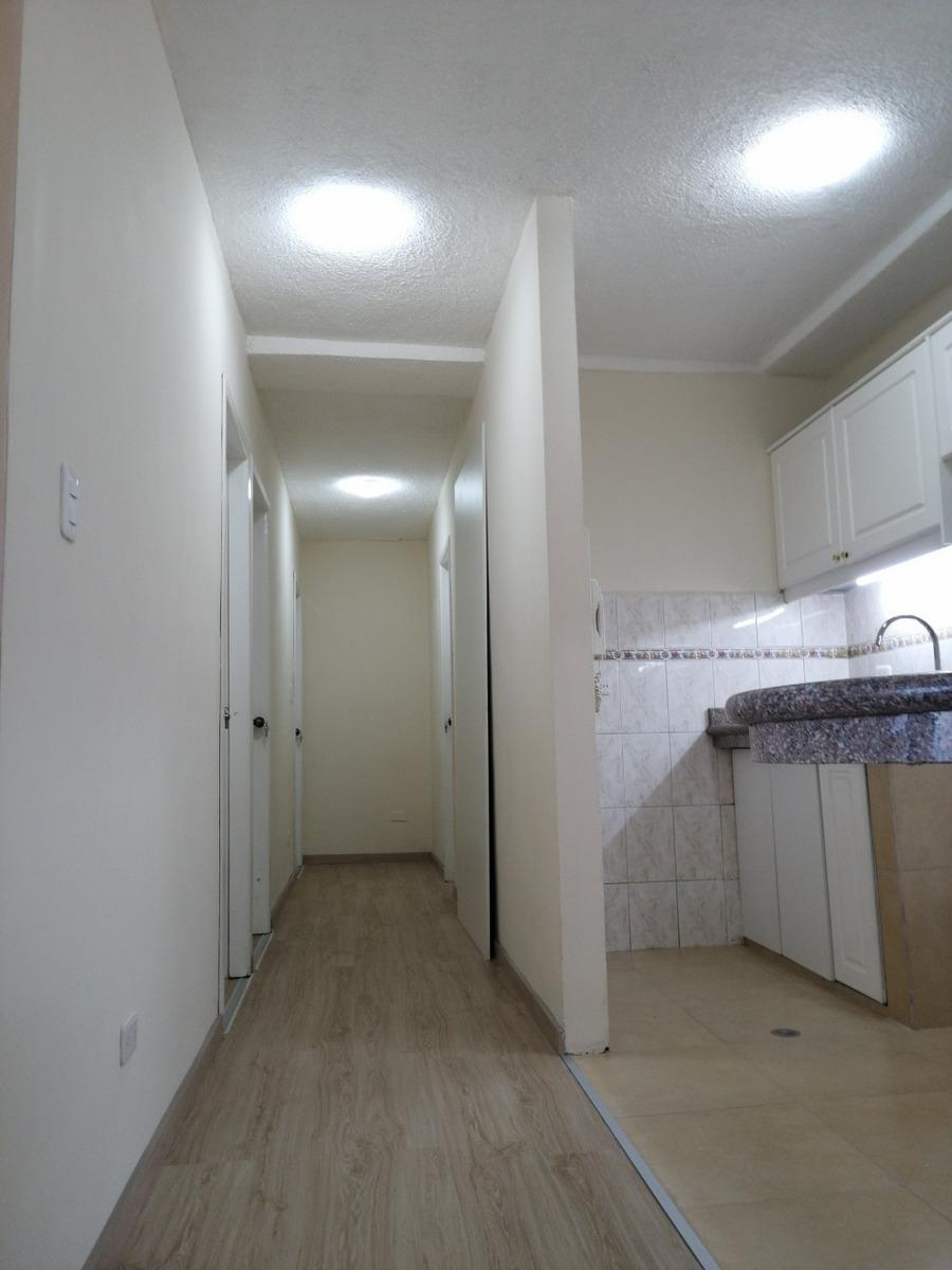 departamento 3 habitaciones, 2 baños