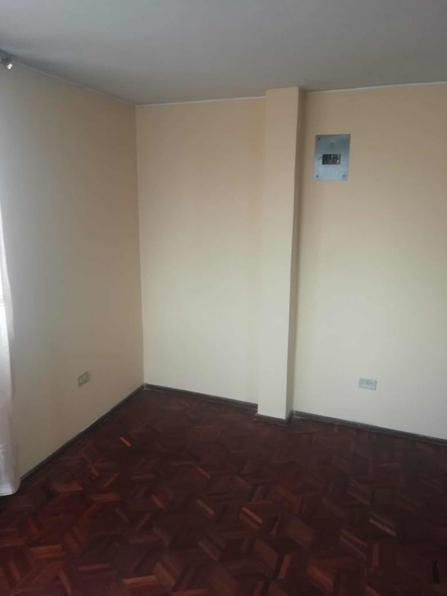 departamento 3 habitaciones,un cuarto de estudio