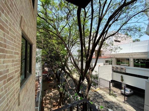 departamento  3, para estrenar en la cuauhtémoc, con balcón, by artigas