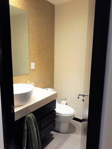 departamento 3 recámaras 2.5 baños