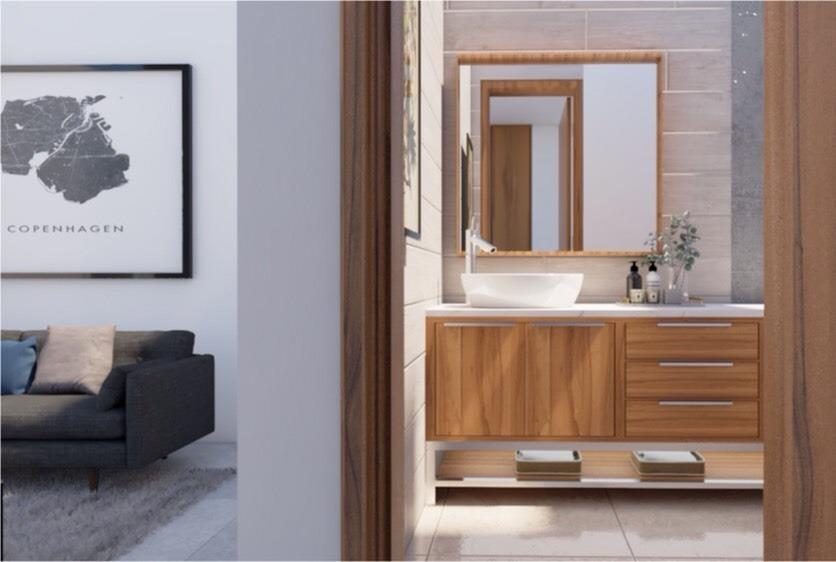 departamento 3 recámaras 3 baños amplio y exclusivo