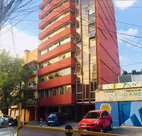departamento 3 recamaras con gran ubicacion en roma sur
