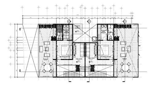 departamento 301 en preventa en roma sur con roof garden