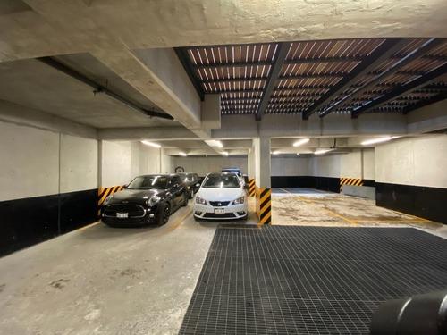 departamento 302 en 2 niveles en venta, 107.32m2, hipódromo condesa,  2 balcones