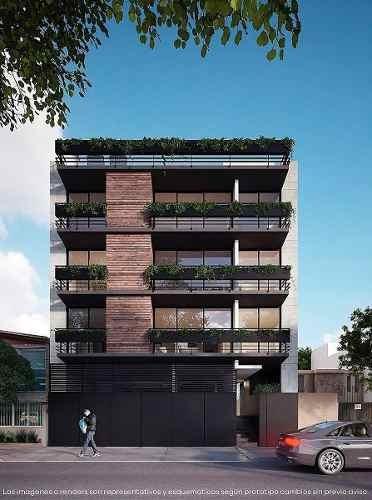 departamento 302, preventa en la narvarte oriente con balcón
