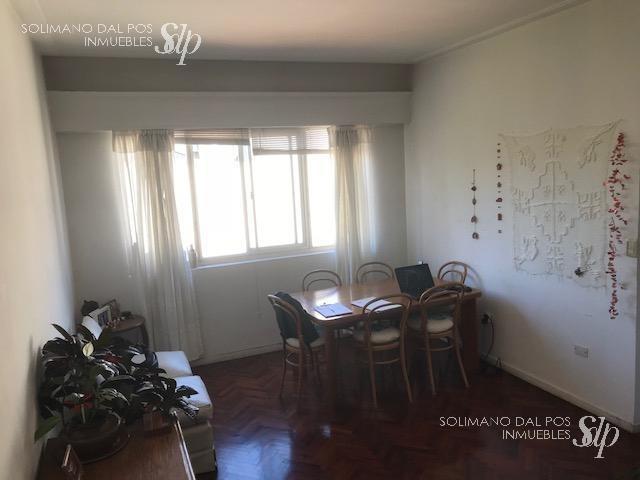 departamento 3amb con escritorio de  60 metros -v.lopez-vias/maipu