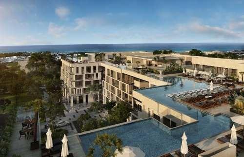 departamento 3rec en exclusiva zona del centro playa del carmen p2120