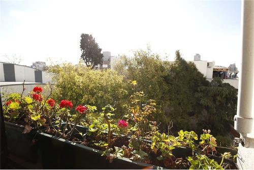 departamento 4 amb. c/balcón villa devoto