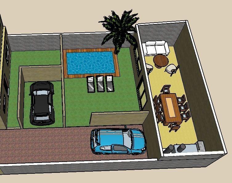 departamento 4 amb, cochera incluida, sum, parque, piscina