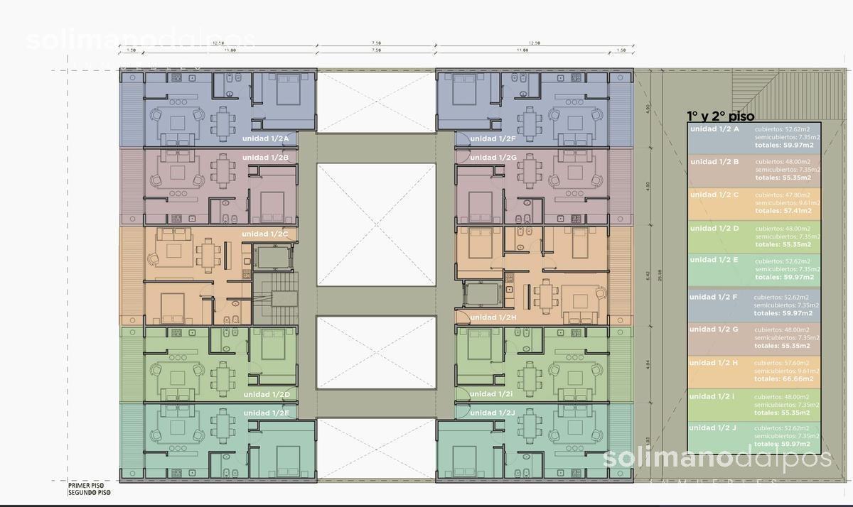 departamento 4 amb con terraza propia  - olivos