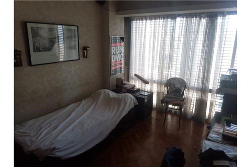 departamento 4 amb. piso c/dep., cochera y baulera