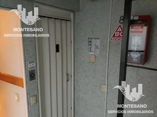 departamento 4 amb. sobre avda. libertador - belgrano