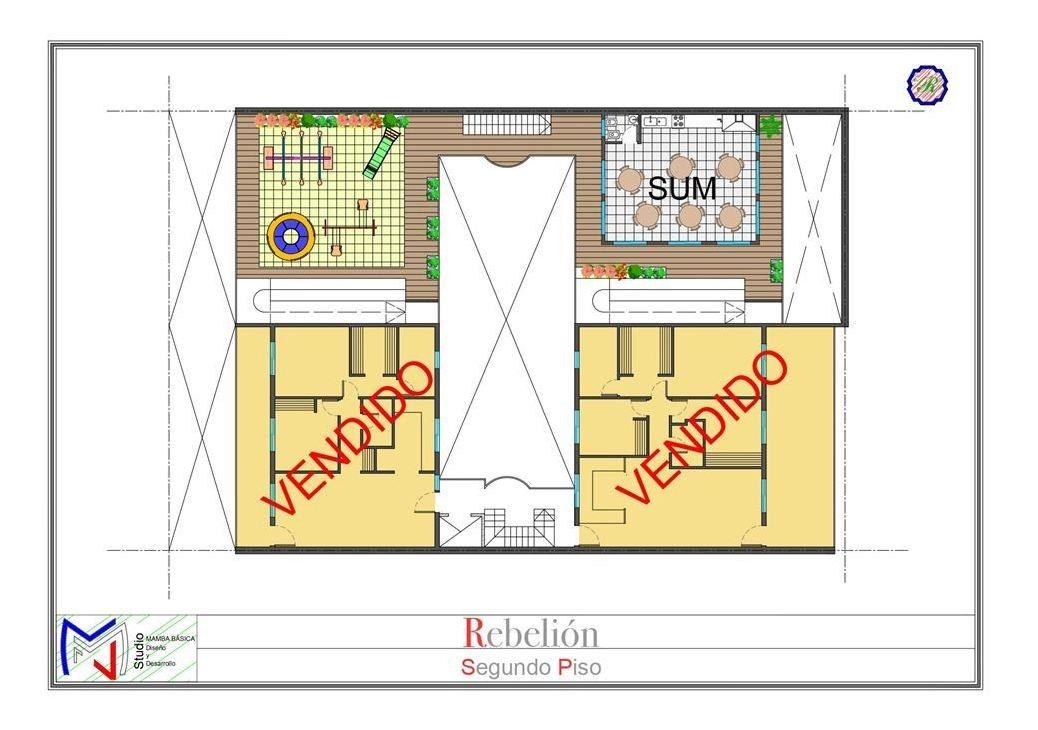 departamento 4 ambientes  bernal con cochera