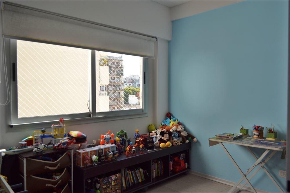 departamento 4 ambientes caballito con cochera.