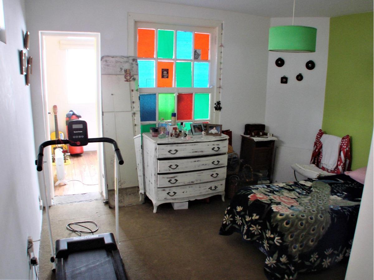 departamento 4 ambientes con patio