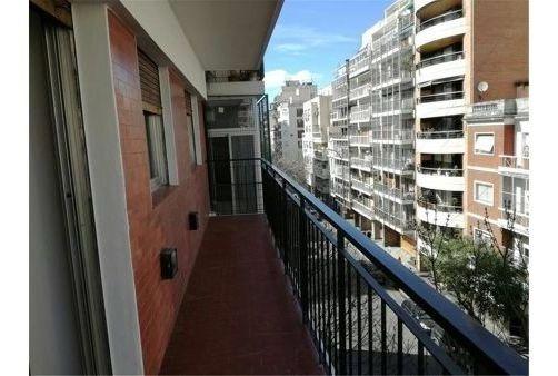 departamento 4 ambientes en venta con balcon y espacio guarda coche - chaco  100 - caballito