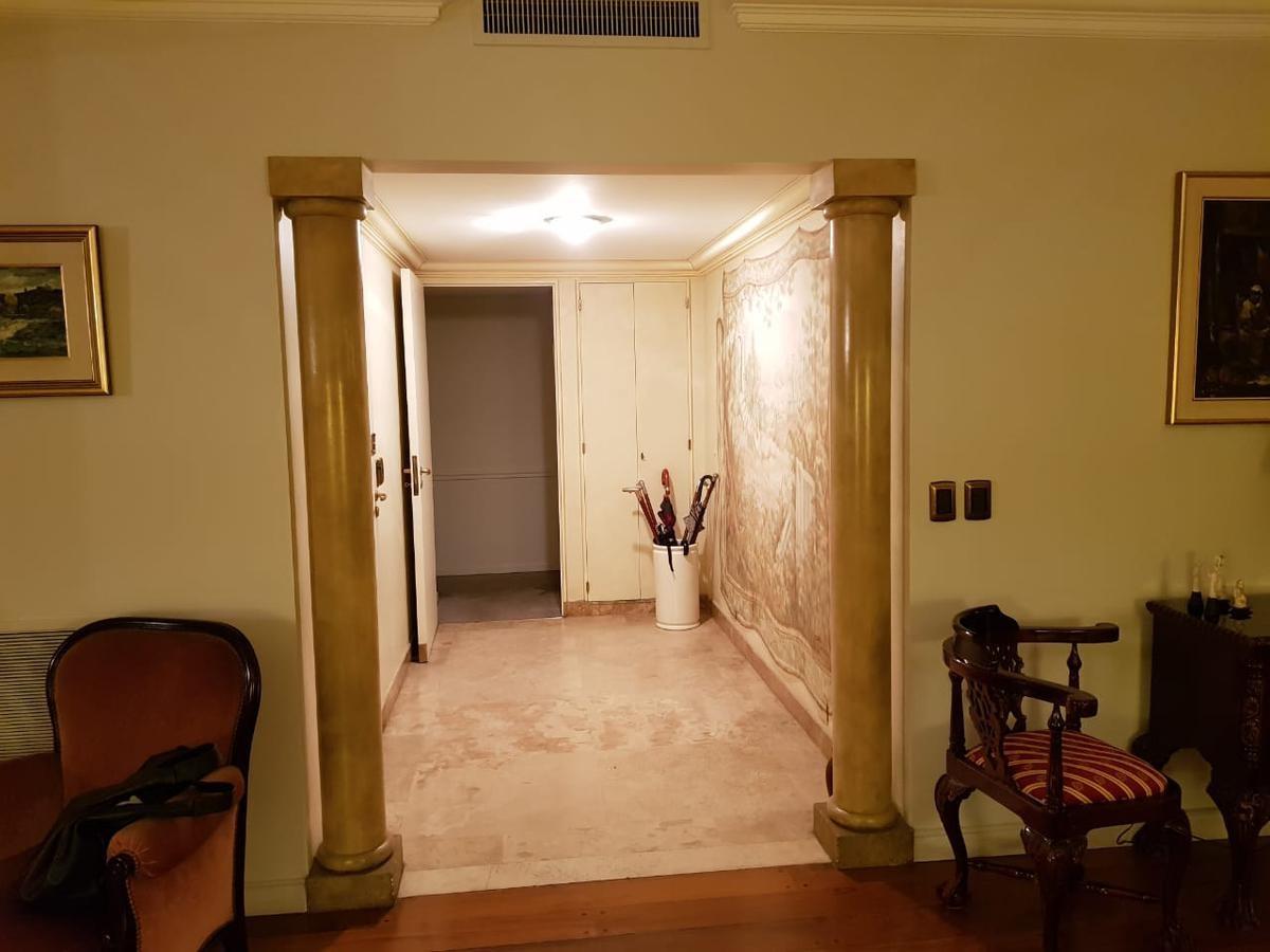 departamento 4 ambientes en venta con cochera- recoleta