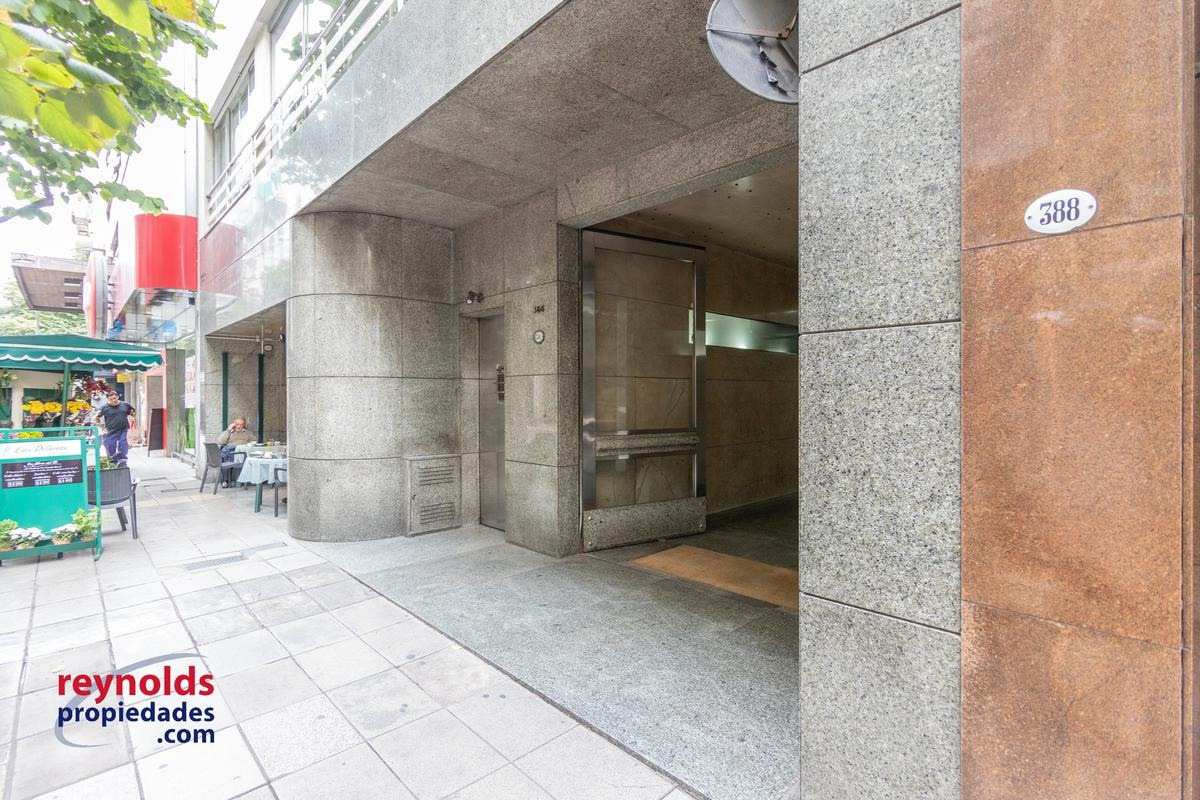 departamento 4 ambientes en venta con doble cochera - recoleta