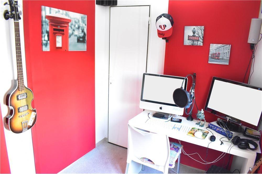 departamento 4 ambientes en venta en caballito