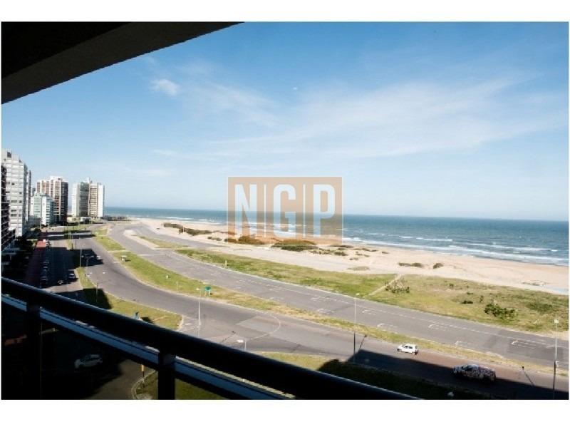 departamento, 4 dormitorios, punta del este, playa brava, venta-ref:17234