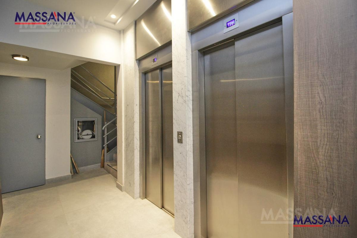 departamento 41 m2 -  apto profesional - palermo