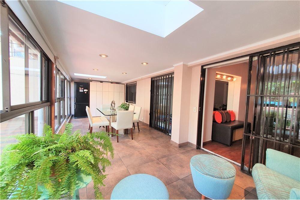 departamento 5 ambientes 2 baños caballito 2 patios  * escritorio * 158 m2 totales