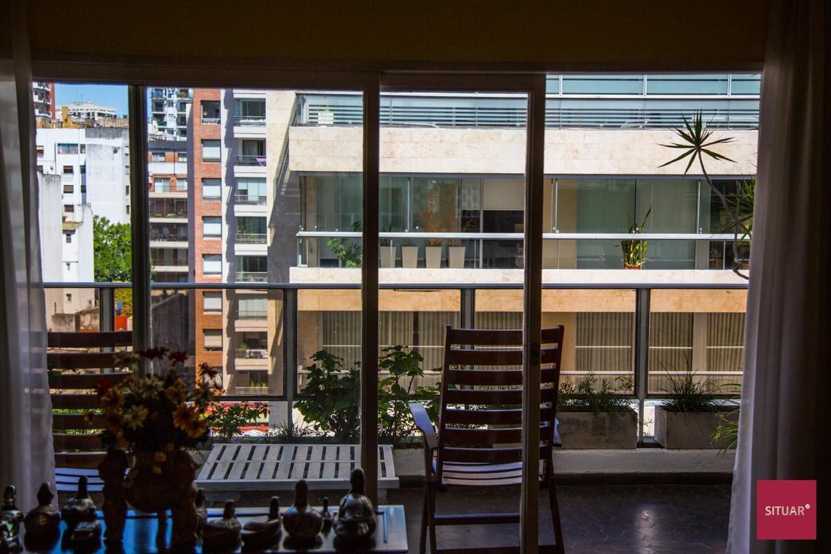 departamento 5 ambientes con cochera y baulera palermo botanico