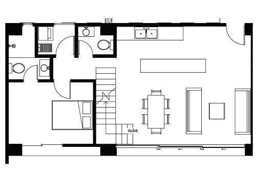 departamento 902 pre-venta urban loft hidalgo