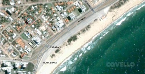 departamento a 100 metros de playa brava 3 ambientes
