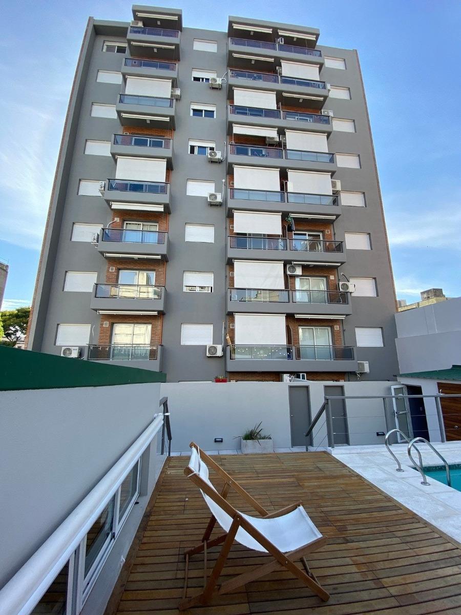 departamento a estrenar en balcarce 1449. monoambiente con balcon. amenities.