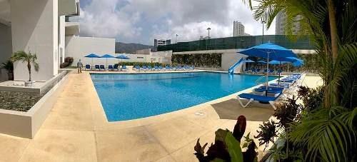 departamento acapulco aqualina skilife