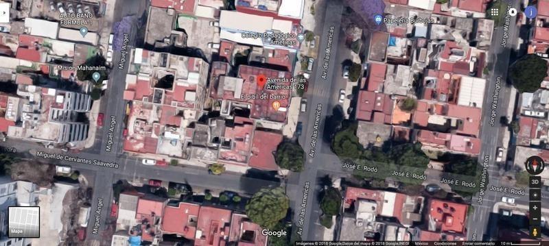 departamento adjudicado bien ubicado en col. moderna benito juarez