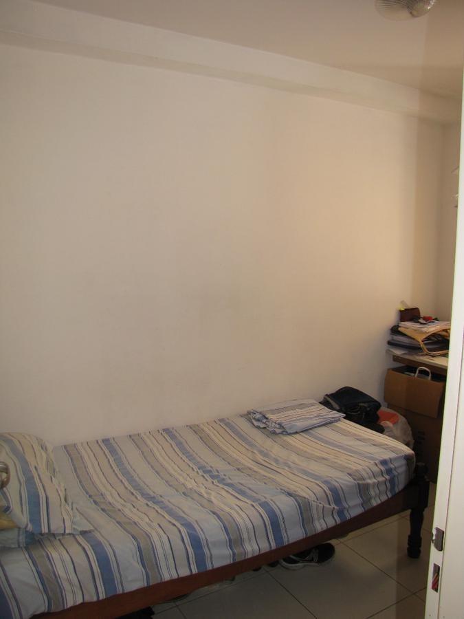 departamento al frente 2 dormitorios y patio -65 mts 2 -bajas expensas - la plata